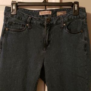 Nine West boho skinny jeans 8 regular or 29